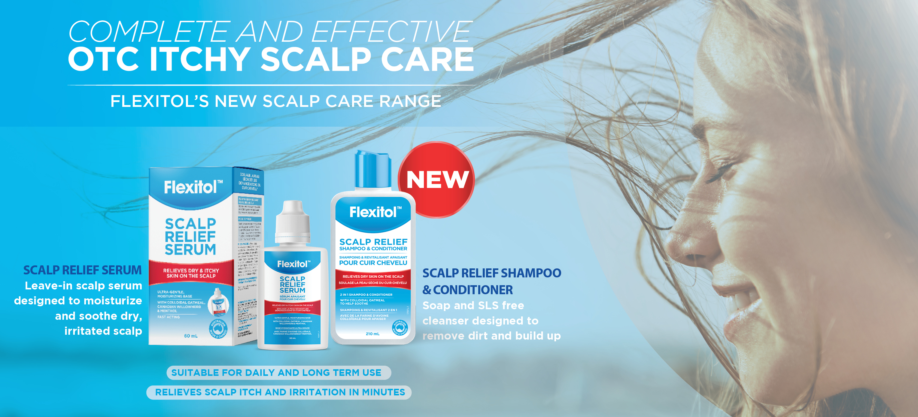 Flexitol Scalp Care