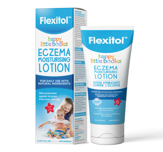 Happy Little Bodies Eczema Moisturizing Lotion